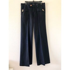 7 for All Mankind Wide Leg Trouser Jeans Size 30